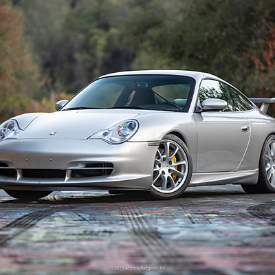 996 GT3 for Bring a Trailer