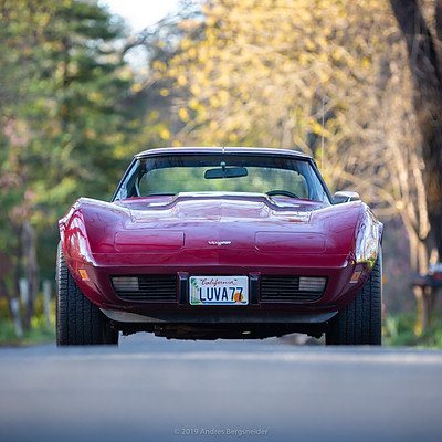 1977 Corvette for Bring a Trailer