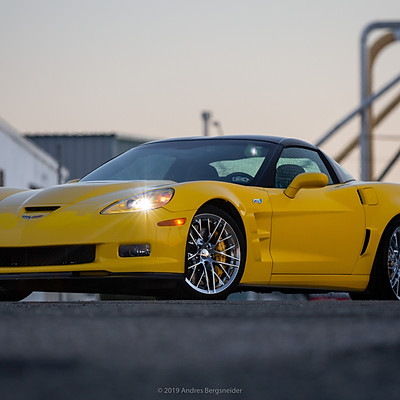 ZR1 for Bring a Trailer