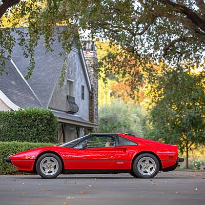 Ferrari 308 for Bring a Trailer