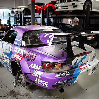 Trackspec Autosports 4YR Anniversary Party