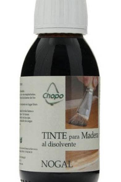 Tinte Madera al disolvente Chopo 125 cc color NOGAL