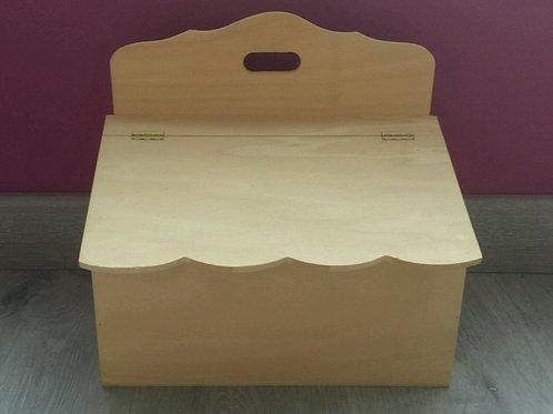 Caja de madera multi usos