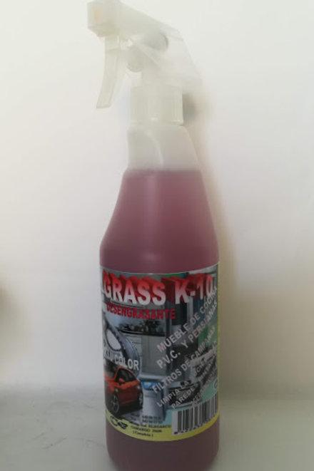 Limpiador y Desengrasante GRASS K-10 750 ml