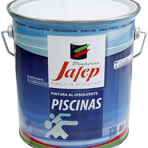 PINTURA AL CLOROCAUCHO SPORT PISCINAS JAFEP