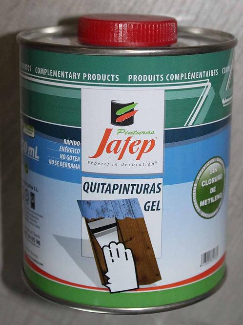 QUITAPINTURAS GEL JAFEP. 750 ml.