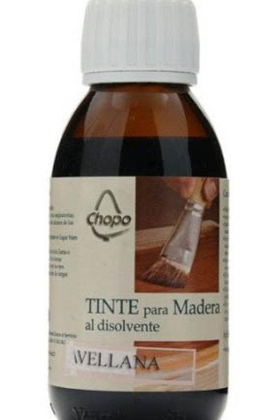 Tinte Madera al disolvente Chopo 125 cc color AVELLANA