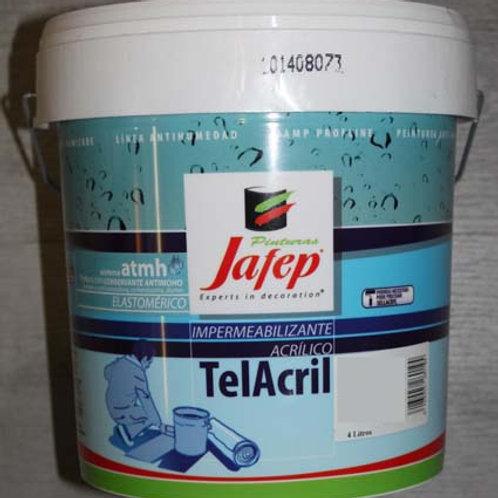 Telacril Terrazas JAFEP NEGRO 0,75 L.