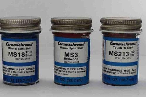 Pátina Mineral Spirit Stain y Touch´n Glo 19,7 ml