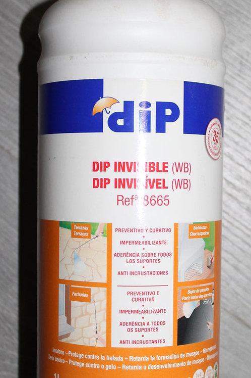 Impermeabilizante DIP INVISIBLE (SB). 1 Litro