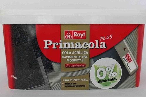 Cola acrílica para moquetas y pavimentos PVC 5 Kg