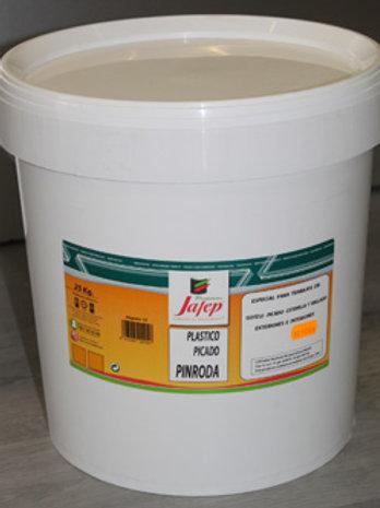PINRODA PLASTICO PICADOS 15 L. (25 KG)