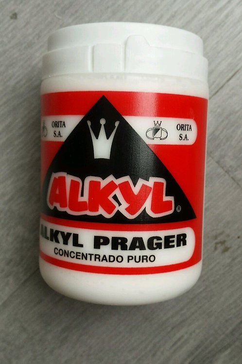 Alkyl prager concentrado puro orita 250 gr.