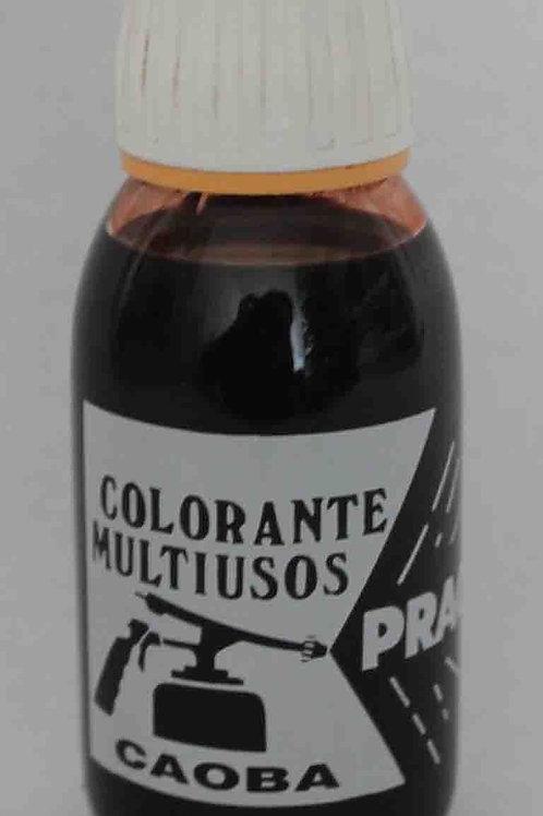 COLORANTE MULTIUSOS Tinte color CAOBA