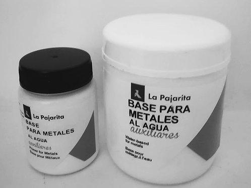 Imprimación al agua para madera y metal de La Pajarita
