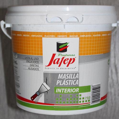 MASILLA PLÁSTICA INTERIOR Jafep 0,75 L.
