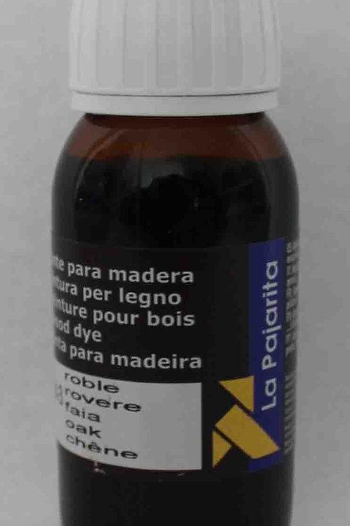 TINTE para Madera color ROBLE 50 ml de LA PAJARITA