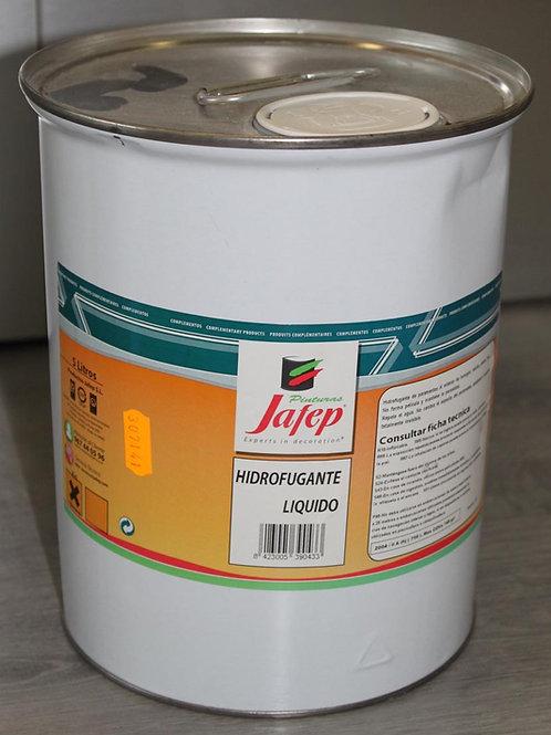 HIDROFUGANTE LÍQUIDO JAFEP. 5 Litros