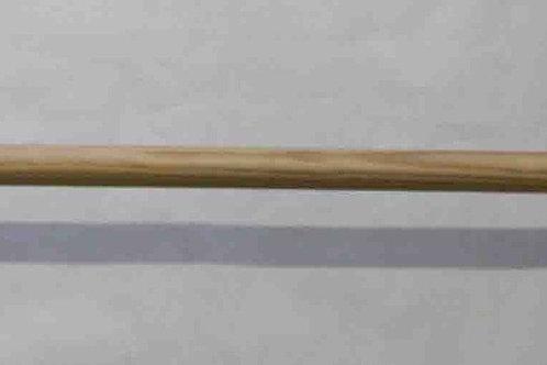 Toallero de pared en madera