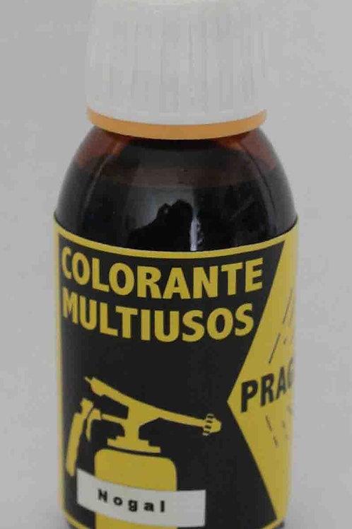 COLORANTE MULTIUSOS Tinte color NOGAL