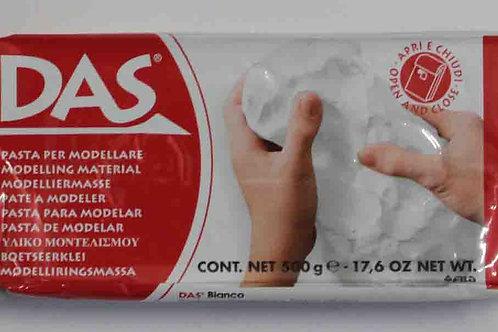 Pasta para modelar DAS, 500 gr