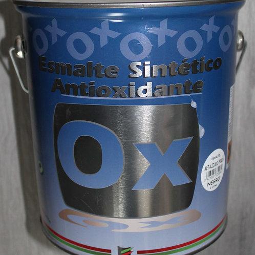 OX Esmalte metálico Antiox. FORJA. 0,75 Litros