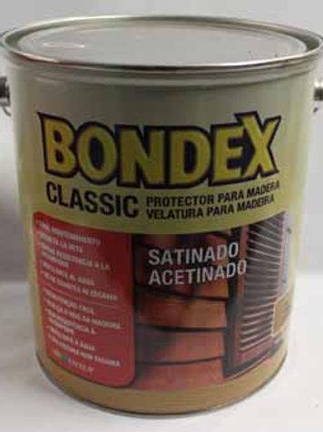 Lasur BONDEX protector para madera 2,5 LTRS.