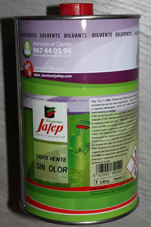 Disolvente sin olor JAFEP. 1 L.