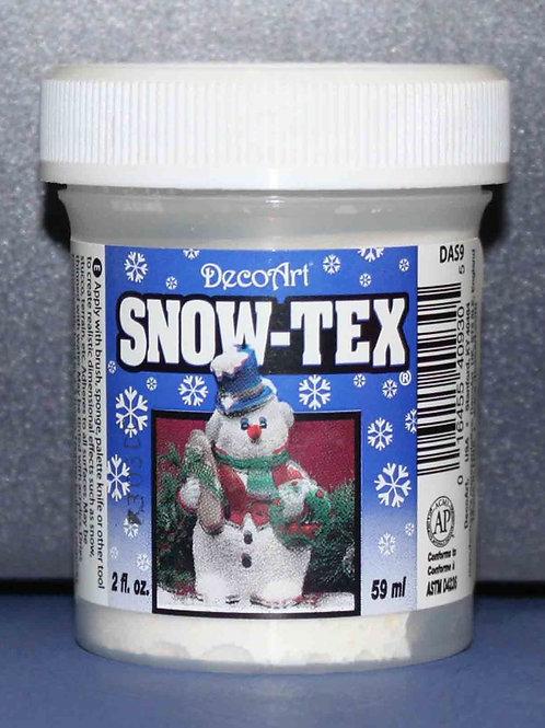 Pintura efecto Nieve SNOW - TEX