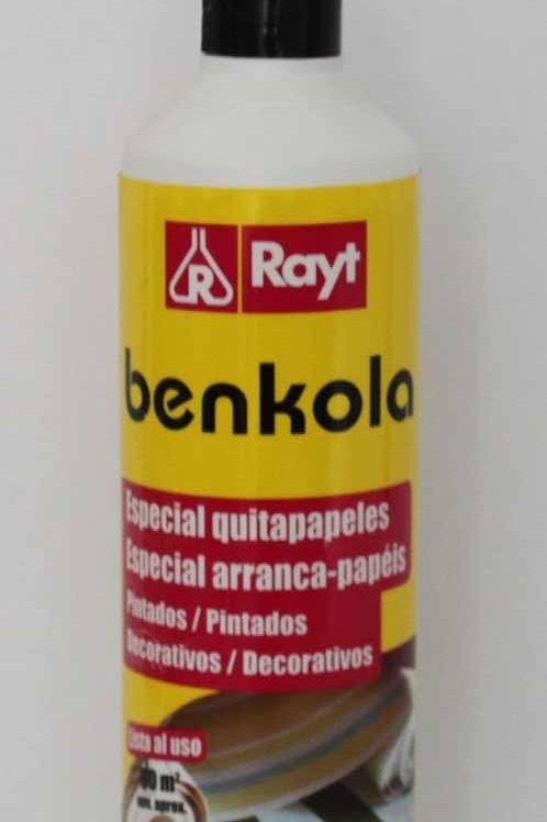 Quitapapeles pintados decorativos benkola, 500 gr