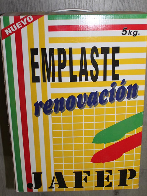 Emplaste Renovación. INTERIOR. 5 KG