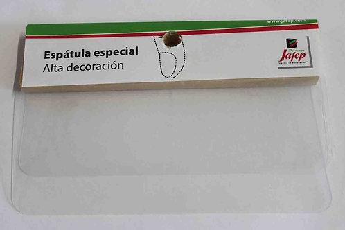 Espátula Especial Alta Decoración de JAFEP