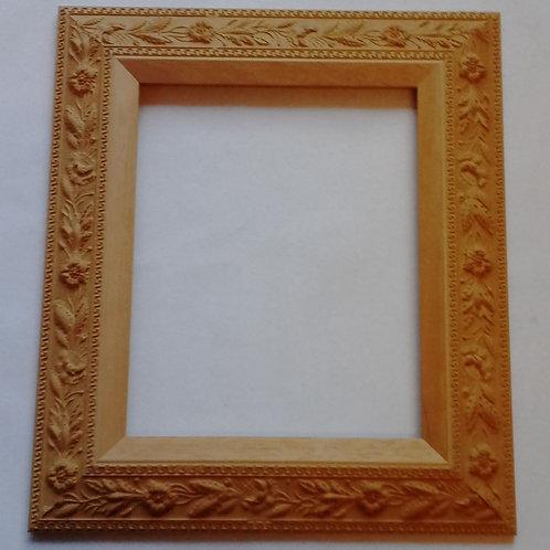 Moldura o marco de madera para pintar MR27