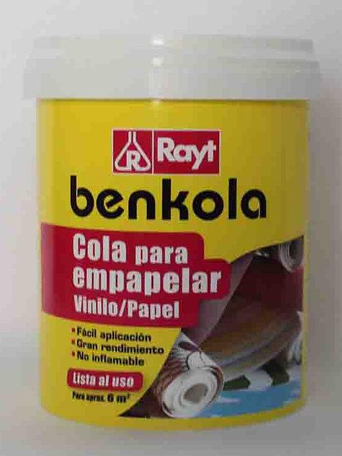 Cola para empapelar Vinilo y Papel BENKOLA, 1 Kg