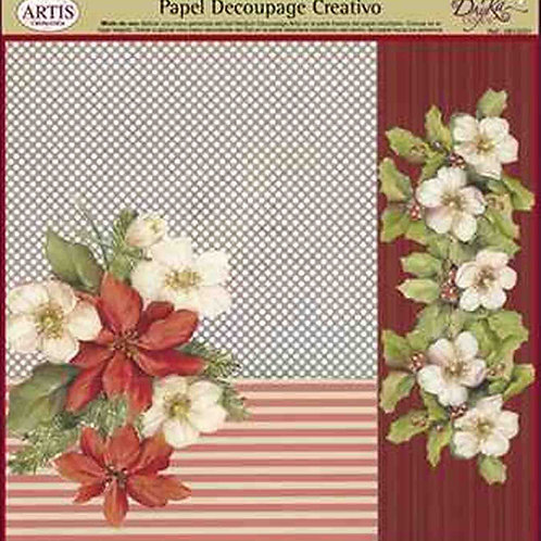 Papel Decoupage Creativo Dayka Trade 0813231