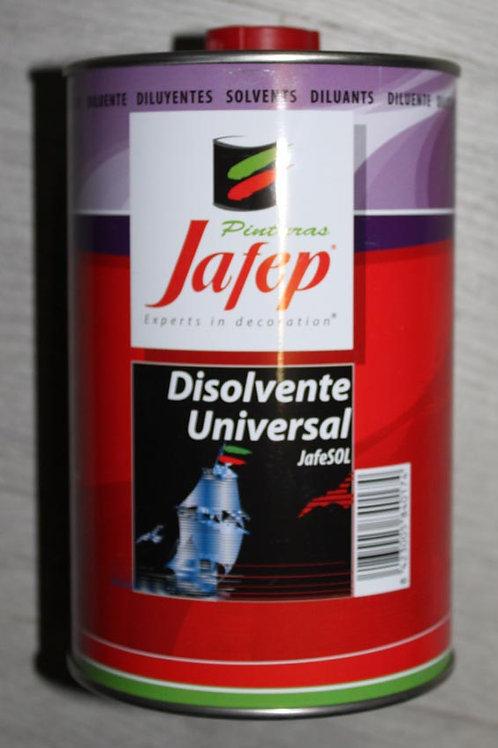 DISOLVENTE UNIVERSAL 1 L.