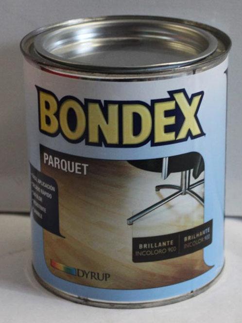 BARNIZ BONDEX PARQUET SATINADO 0,75 L.