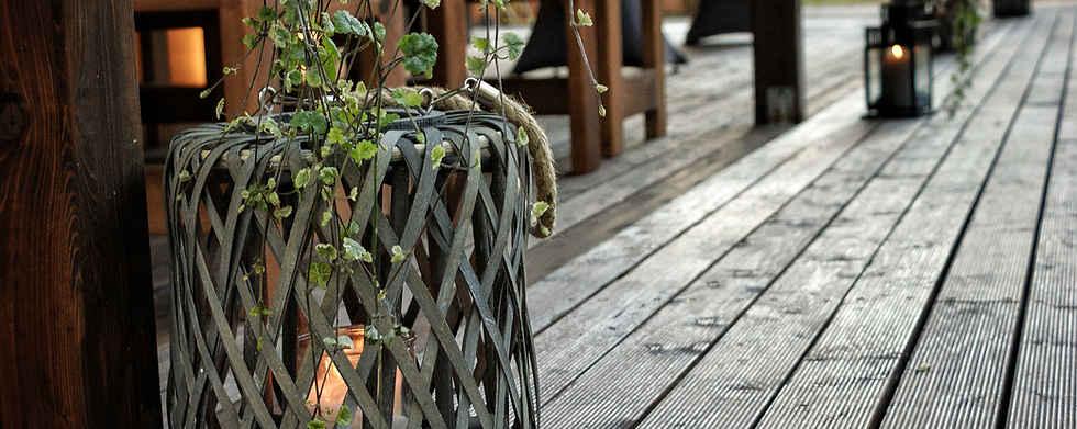 Vanaga Ligzda terase