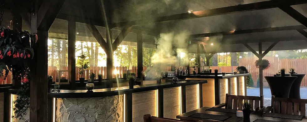 Vanaga Ligzda grillēšanas zona