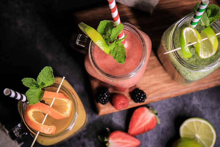Vanaga Ligzda dzērieni