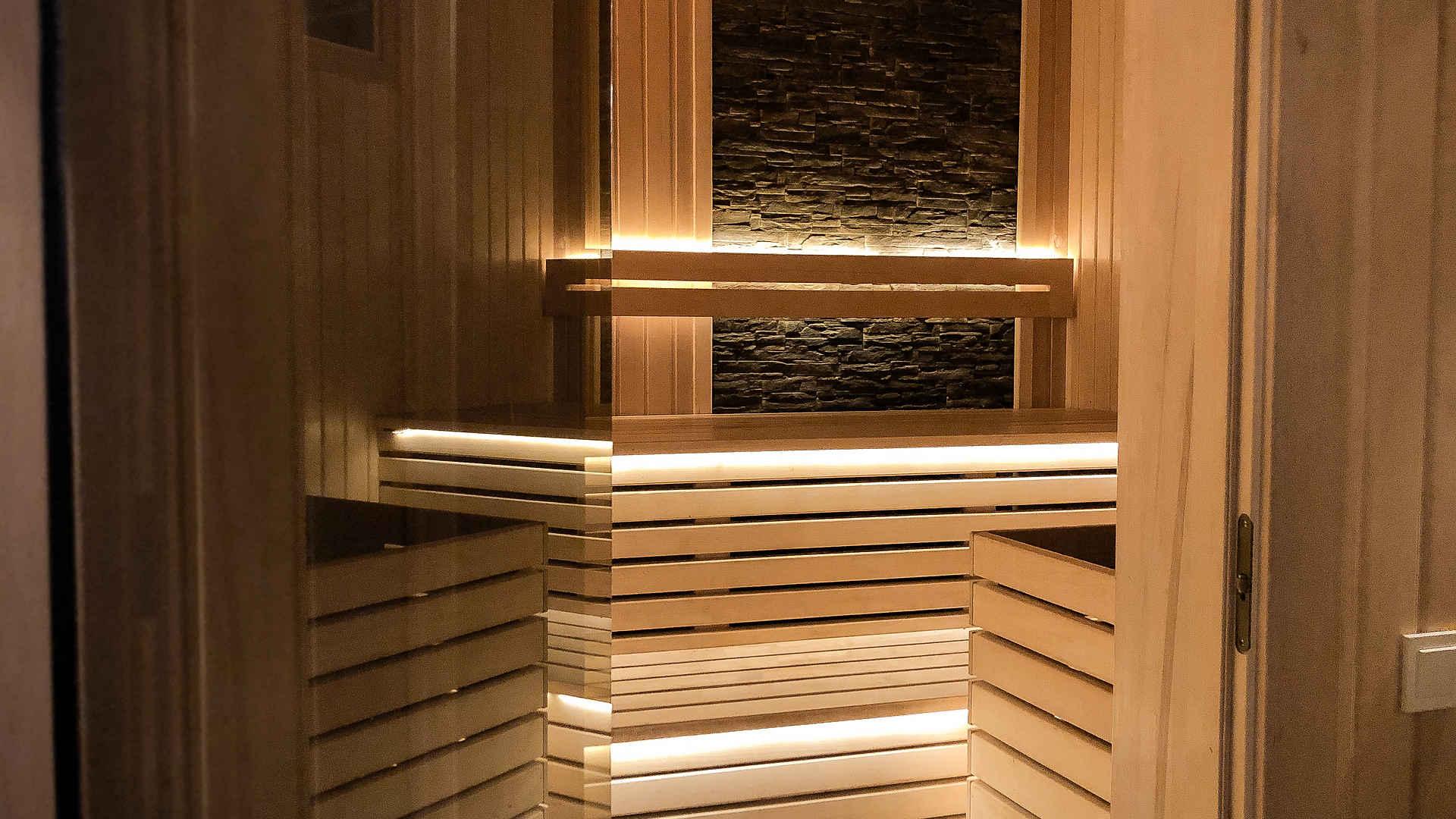 Vanaga Ligzda sauna