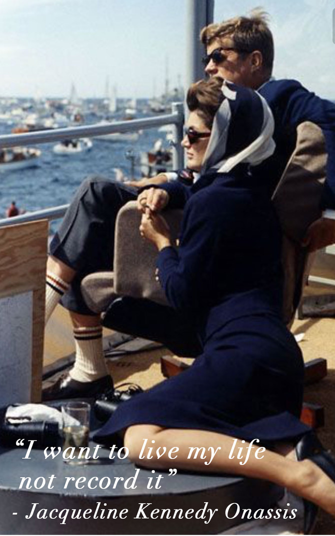 A Love of Style, Jackie O