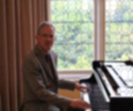 Classical piano improvisation