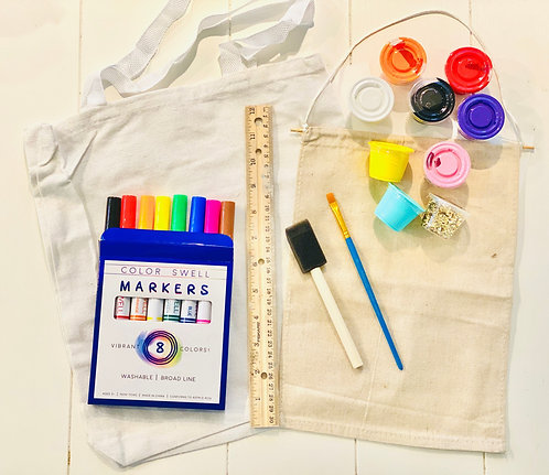 Paper & Canvas Art Bundle