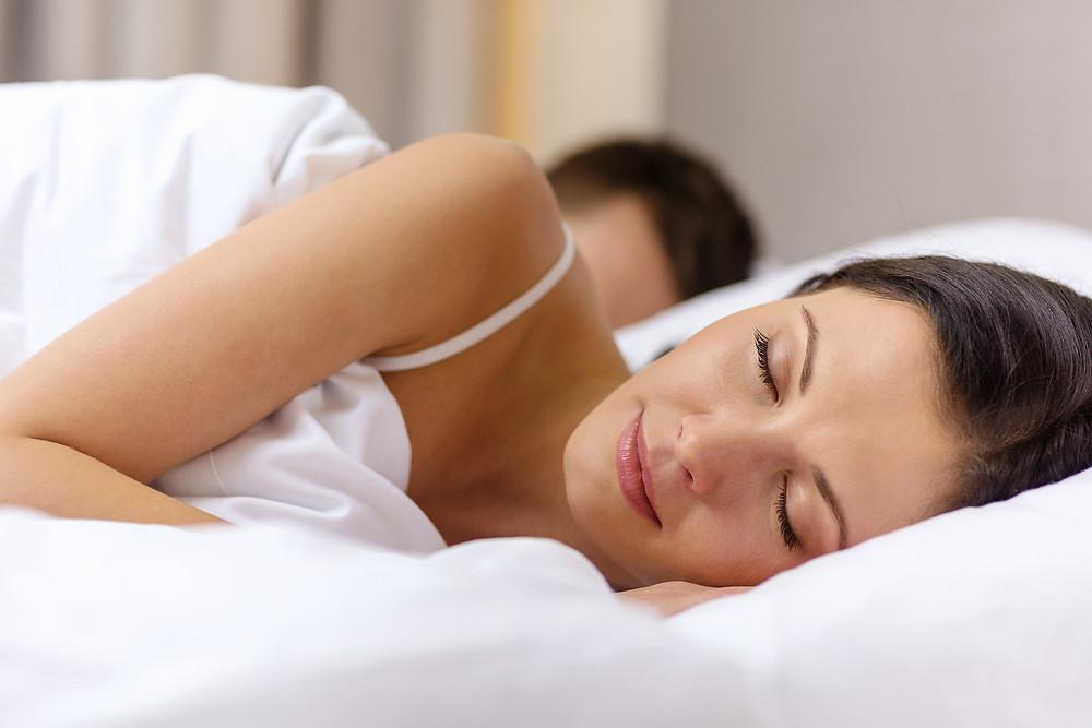 good sleep, better rest