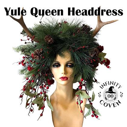 Yule Queen Headdress