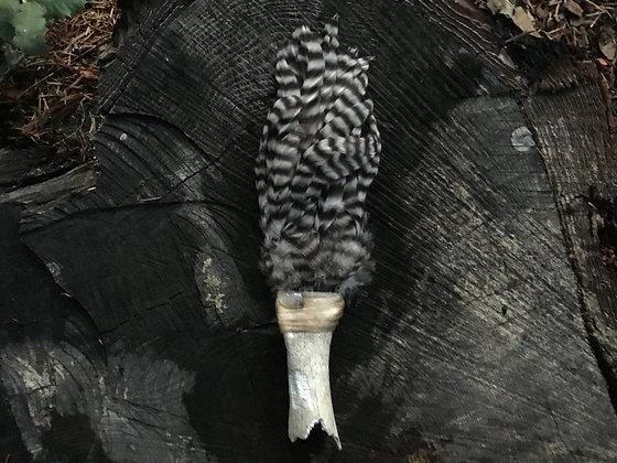 Rooster Tail Fan