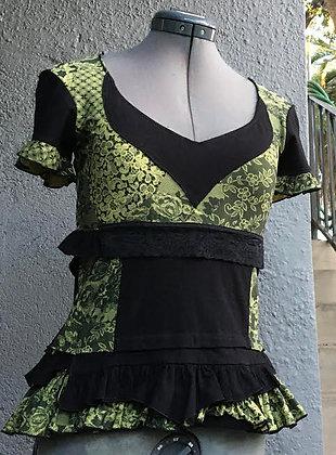 Green Mannequin Top