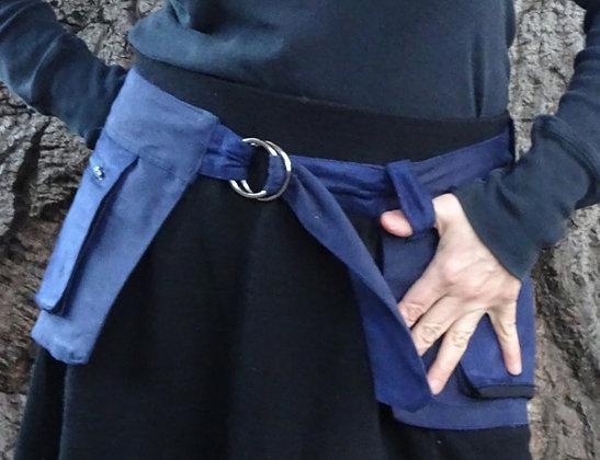 Bat Belt Blue
