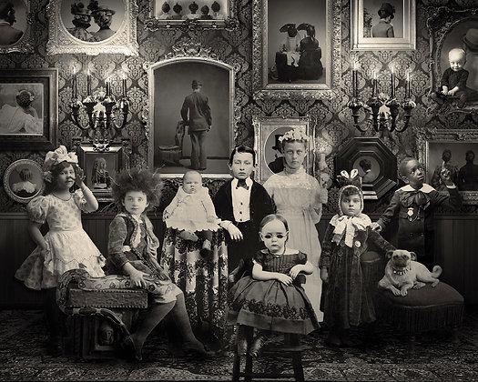 Hortense Carter-Laveau and the League of Uncommon Children